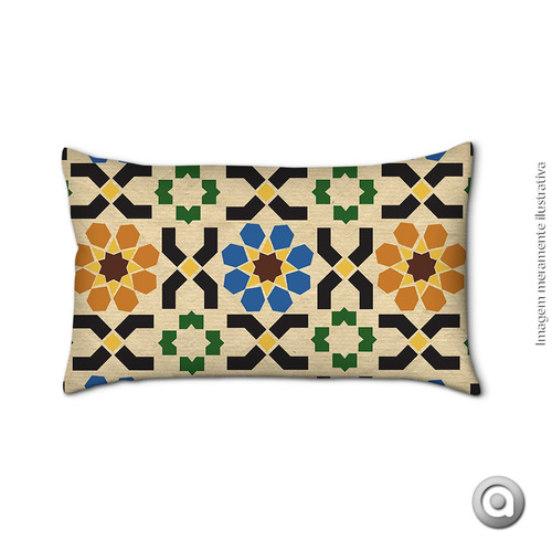 capa de almofada haus for fun marrakesh 13 20x38