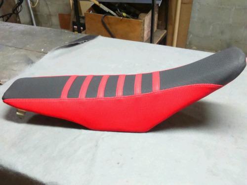 capa de banco de  moto tornado crf xr200 xtz ttz bross