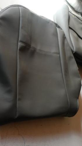 capa de banco em courvin cinza  para o gol g5/6 voyagem