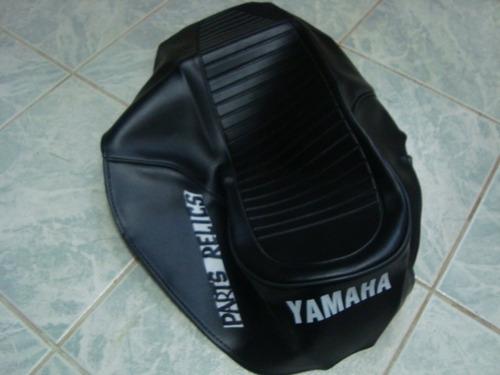 capa de banco yamaha  rd 75   até 1979