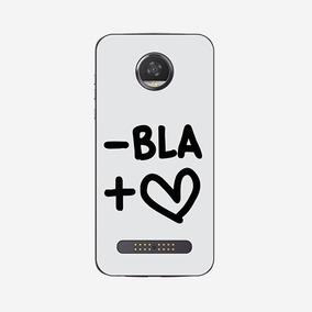 a88f1353918 Capa Moto Z2 Play Amor - Capas para Celular no Mercado Livre Brasil