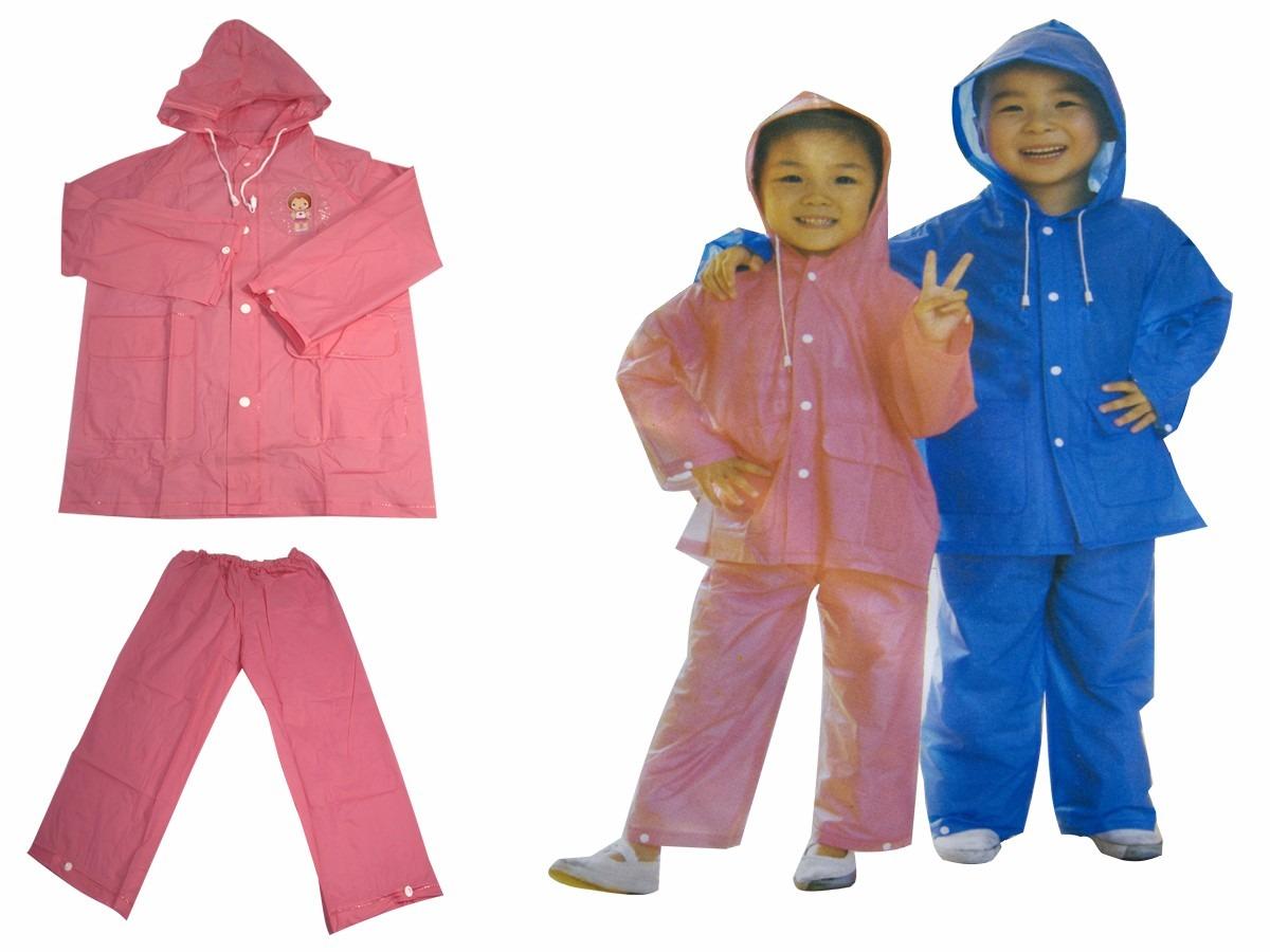 capa de chuva infantil com calça e a jaqueta rosa unissex. Carregando zoom. 59103001ff