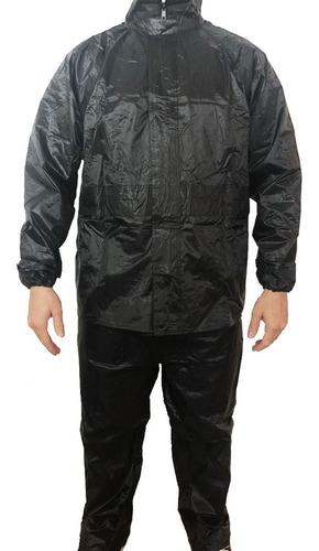 capa de chuva motoboy pantaneiro motoqueiro com gola capuz fechamento em velcro e zíper promoção