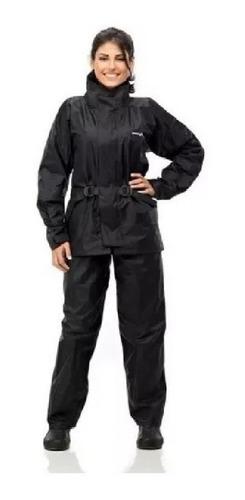 capa de chuva motoqueira feminina nylon tamanho p m g gg ex