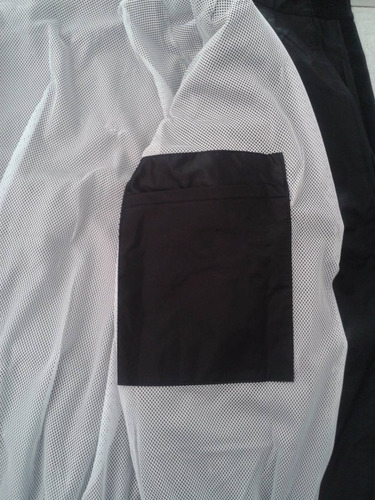 capa de chuva motoqueiro - nylon c/forro confort piraval