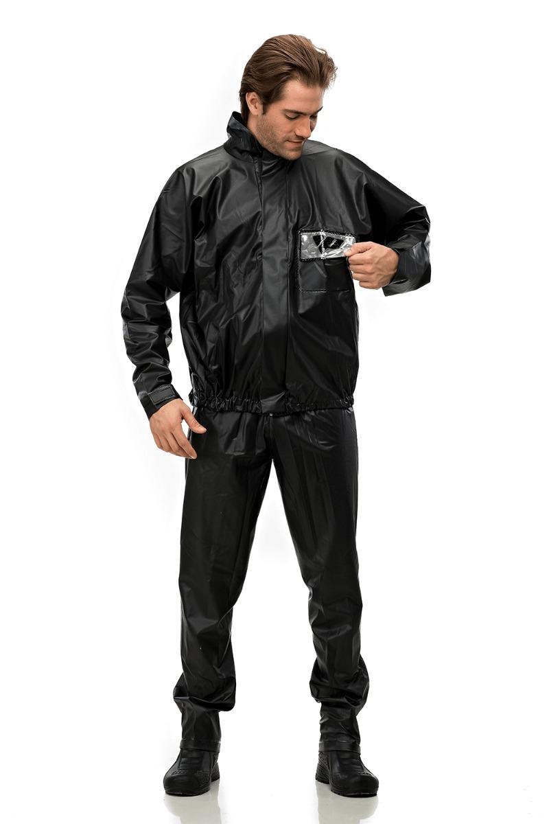 b1dc7f3a42f capa de chuva motoqueiro pvc + bota impermeável pantaneiro. Carregando zoom.