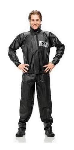 capa de chuva motoqueiro pvc pantaneiro