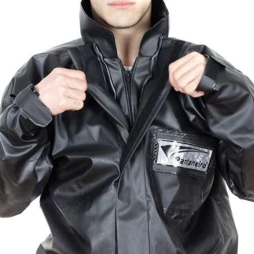capa de chuva pantaneiro motoqueiro moto boy conjunto