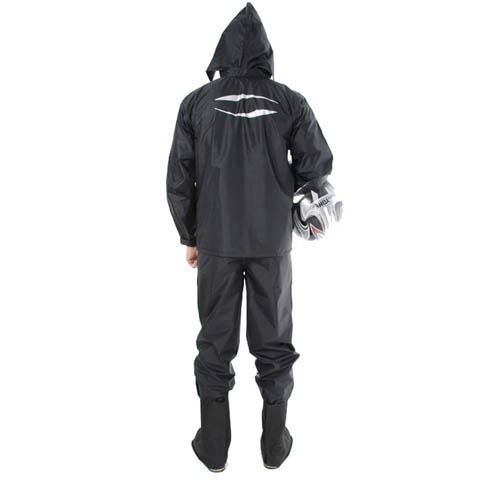 capa de chuva pioneira masculina nylon full
