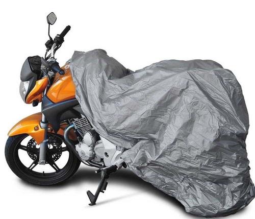 capa de cobrir moto 100% impermeavel tamanho m cb400