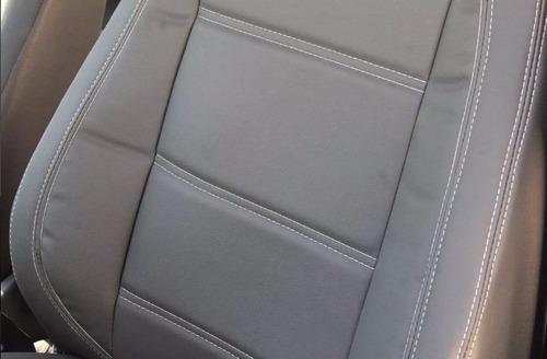 capa de couro ecológico para gol g5 e voyage