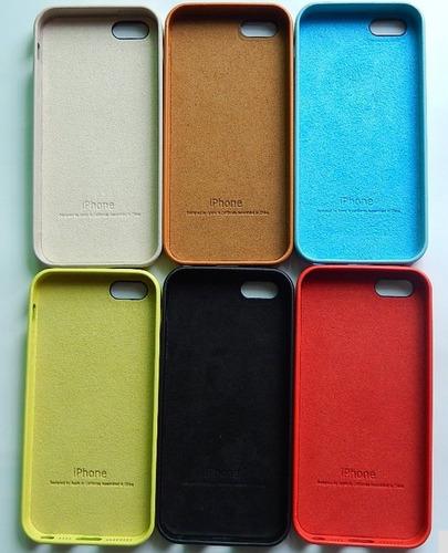 capa de couro para iphone 5 5s
