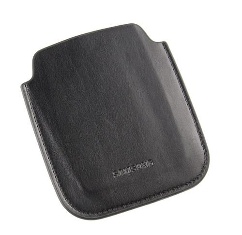 capa de couro para proteção de hd externo samsung original