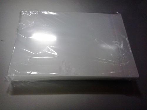 capa de encadernação com 100 unidades