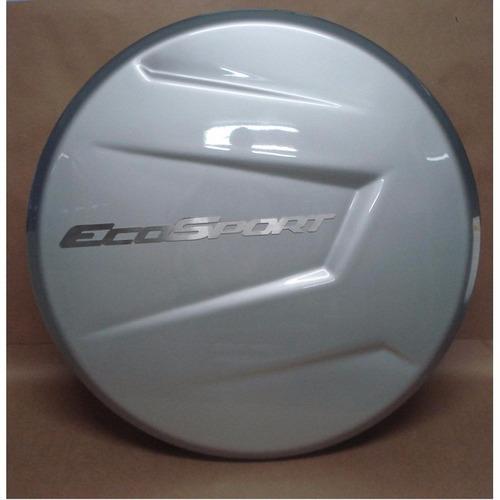 capa de estepe stribus nova ecosport prata enseada 2012