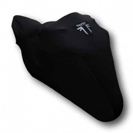 capa de moto triumph bonneville bobber 1200 proteção poeira