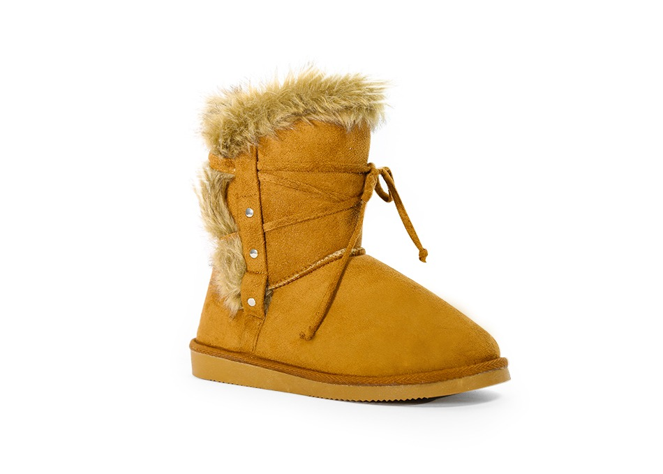 Capa de ozono bota de invierno color camel en mercado libre jpg 950x679 Camel  botas invierno 0290e2981204