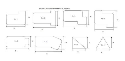 capa de piscina 6,5x3,5 proteção 300 micras kit completo