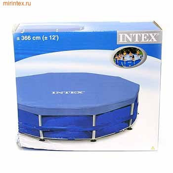 capa de proteção 305 cm piscina estrutural e inflável intex