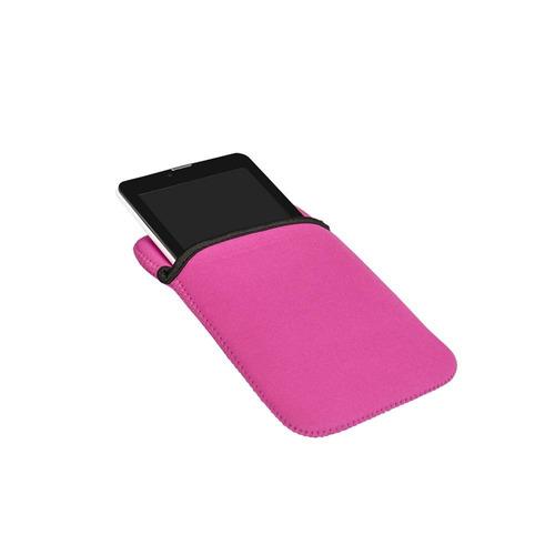 capa de proteção dl para tablets de 7 polegadas na cor pink