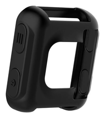 capa de proteção garmin forerunner 35 + pelicula de vidro