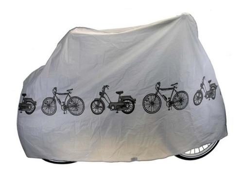capa de proteção para bicicleta