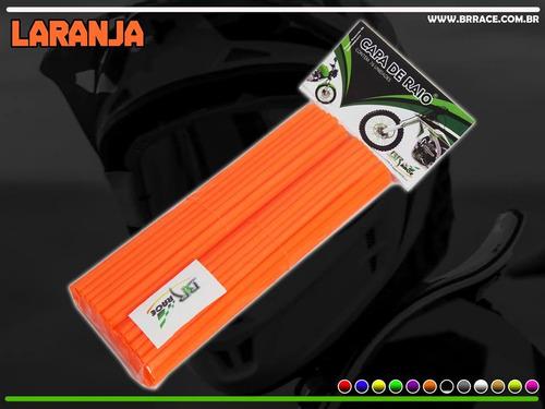capa de raio para motos e bikes - varias cores.