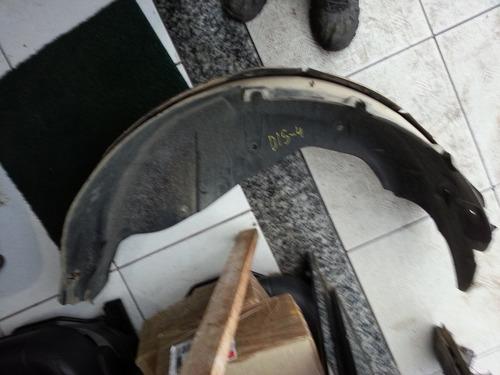 capa de roda traseira e/ discovery 4