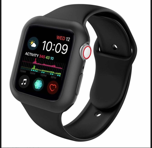 capa de silicone para apple watch 42mm