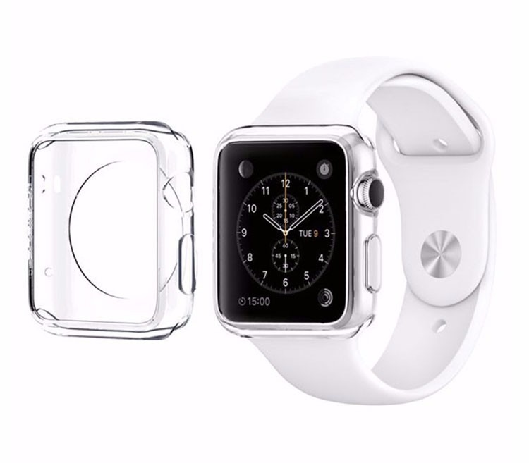 eb802246bfb Capa De Silicone Relógio Apple Iwatch - 38mm Ou 42mm - R  25