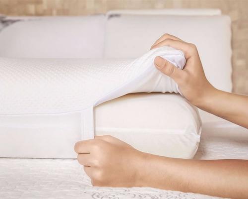 capa de travesseiro dr face - fibrasca