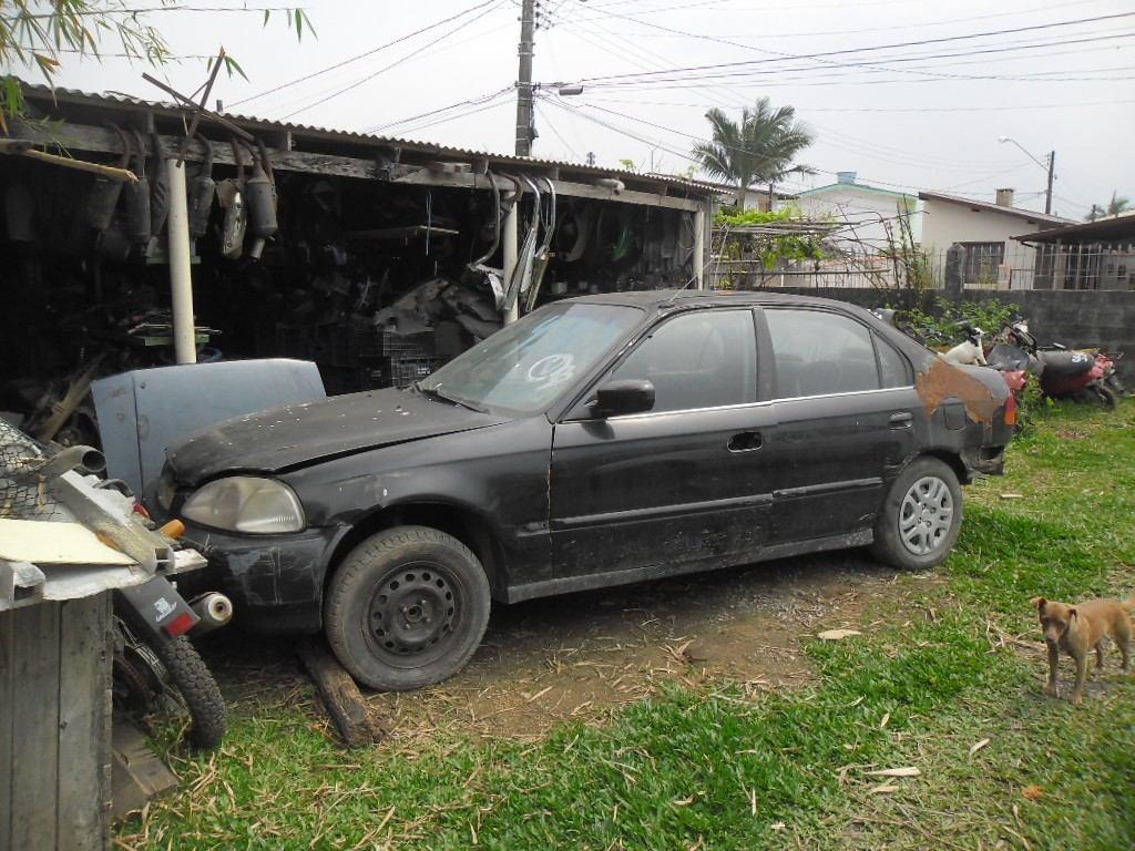 Elegant ... Honda Civic Lx 2000. Carregando Zoom.