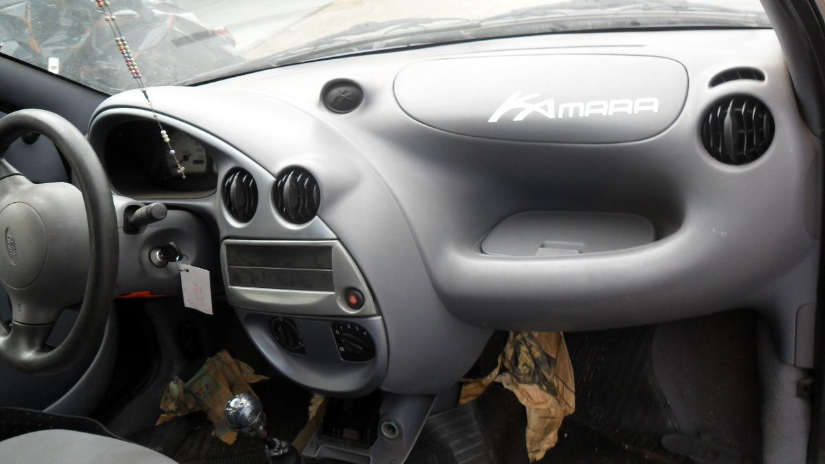 Capa do painel original ford ka 98 r 200 00 em mercado for Painel interno f250