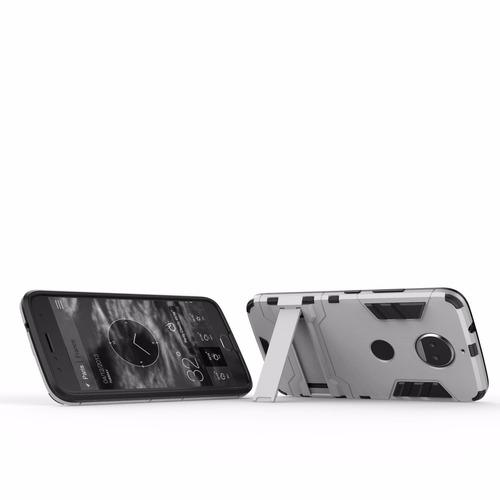 capa dupla anti impacto motorola moto g5s plus xt1802 5.5