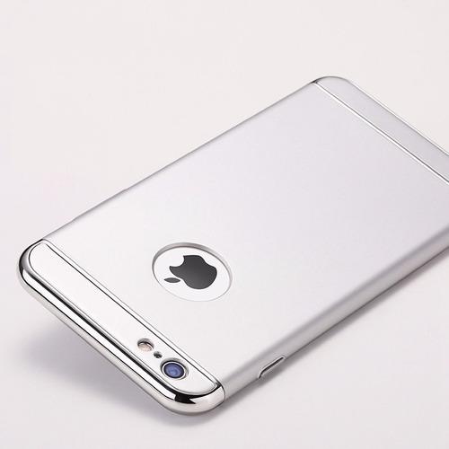 capa dupla proteção iphone 5 5s se 6s plus 7 7 plus 8 plus x