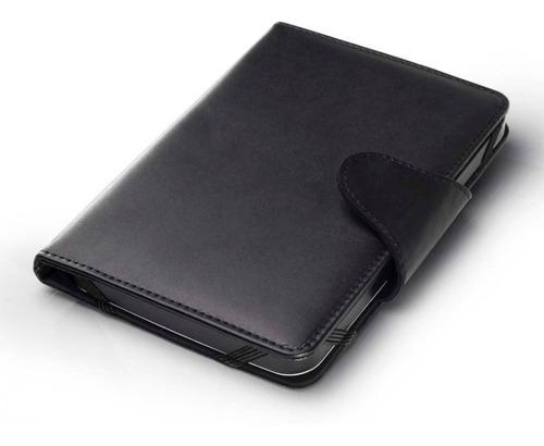 capa e suporte multilaser para tablet 8 pol preto bo183