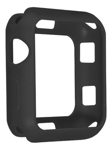 capa em gel para apple watch 42mm 1-2-3 - preta