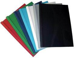 capa encadernação termica binder a4 preto de 91 a 120 fl 1pç
