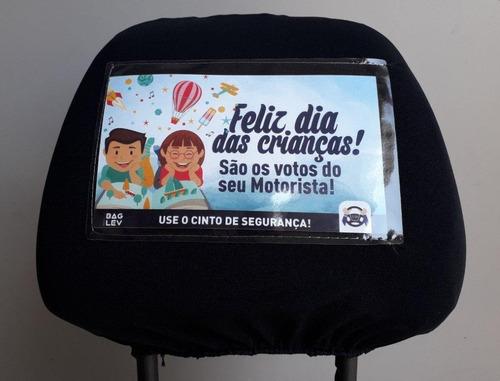 capa encosto de cabeça 1 uni+20 cartões-original bag lev