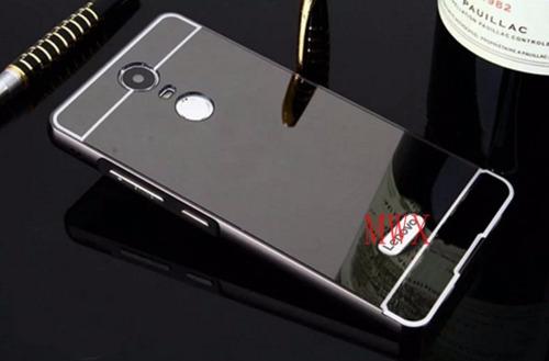 capa espelhada para lenovo vibe k6 plus 5.5+pelicula vidro