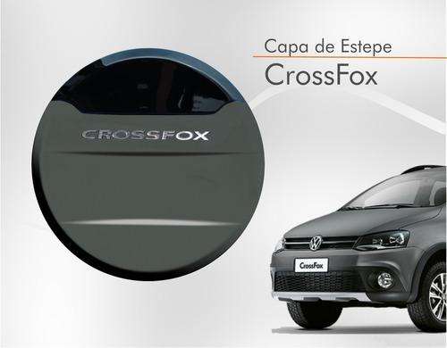 capa estepe crossfox cinza quartzo frete gratis