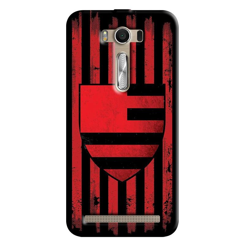 Capa Exclusiva Asus Zenfone 2 Laser Ze550kl Flamengo