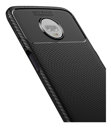 capa fibra carbono moto z3 play+pelicula full cover vidro