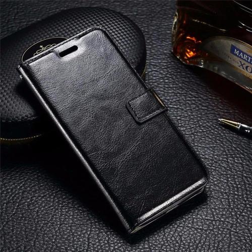 capa flip cover carteira couro moto g4 plus xt1640 classica