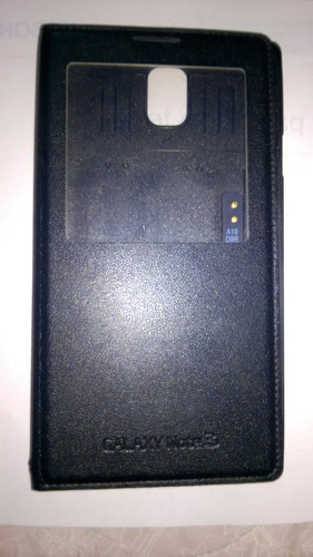 capa flip cover samsung note 3