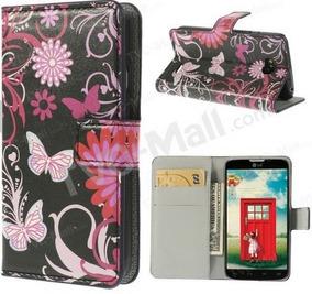 3c9073a3064 Capa Carteira Para Lg L70 D325 - Acessórios para Celulares no Mercado Livre  Brasil