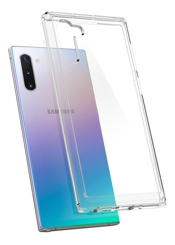 capa galaxy note 10 plus / note 10 spigen ultra hybrid