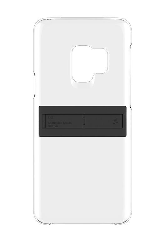 big sale 82a94 8e4de Capa Galaxy S9 Plus Protetora Kicktok Cover Transparente