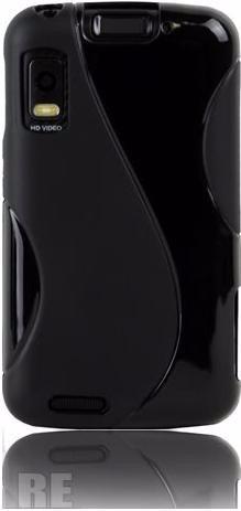 capa gel silicone tpu motorola atrix mb860 pelicula de plastico