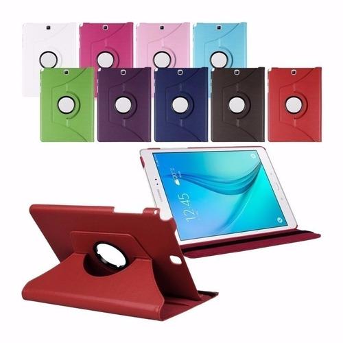 capa giratória 360 tablet samsung tab a 9.7 t550 + frete
